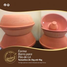 Forma Barro para Pão de Ló😍 ▶Tamanhos de 1kg até 4kg  Forma de 1kg 👉https://boutiqueartesanal.pt/produtos/1688-forma-pao-de-lo-em-barro-1kg.html  Forma de 1.5kg 👉https://boutiqueartesanal.pt/formas-de-barro/580-garfos-para-decoracoes-e-chocolate.html  Forma de 1/2 kg 👉https://boutiqueartesanal.pt/formas-de-barro/1685-forma-pao-de-lo-em-barro-12-kg.html  Forma de 3/4 kg 👉https://boutiqueartesanal.pt/formas-de-barro/1687-forma-pao-de-lo-em-barro-34.html