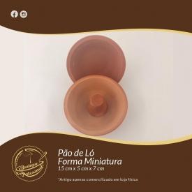 Forma Miniatura Pão de Ló😍 15 cm x 5 cm x 7 cm 👉https://boutiqueartesanal.pt/formas-de-barro/2905-forma-pao-de-lo-em-barro-15cmx5cmx7cm-nao-se-envia.html  *Artigo apenas comercilizado em loja física