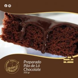 Faça o seu delicioso pão de ló de chocolate em casa!!😋😋😋⠀ ⠀ Preparado para Pão de Lõ Chocolate 500gr⠀ 👉https://boutiqueartesanal.pt/preparados-para-bolos/138-pao-de-lo-chocolate.html ⠀