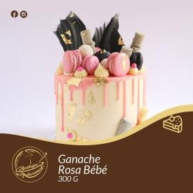 Ganache Rosa Bébé🥰🥰🥰⠀⠀ Já experimentou?🤗⠀ ⠀⠀ 👉https://boutiqueartesanal.pt/recheios-e-coberturas/3787-ganache-rosa-bebe-300-g.html
