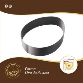 Forma Ovo de Páscoa😍  👉https://boutiqueartesanal.pt/formas-e-aros/1333-forma-ovo-de-pascoa.html