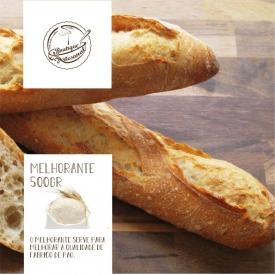 O melhorante serve para melhorar a qualidade de fabrico de pão 🍞⠀ ⠀ É um aditivo químico alimentar retirado da própria farinha para melhorar a sua qualidade, ou seja, é um suplemento que advém da própria farinha⠀ ⠀ 📍Aumenta a capacidade de conservação das massas e dos próprios pães⠀ 📍Aumenta a preservação da frescura no pão, melhora a capacidade de absorção da hidratação da massa, melhora a cor e textura dos pães, a leve dação, entre outros...⠀ ⠀ 👉🏻 https://bit.ly/30a3EMU