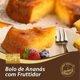 Bolo de ananás com Fruttidor 🍍  Preparado 500gr: 👉 https://boutiqueartesanal.pt/preparados-para-bolos/164-soft-ananaz-05-kg.html  Fruttidor 300gr: 👉 https://boutiqueartesanal.pt/recheios-e-coberturas/1014-fruttidor-ananas-300g.html  Saiba tudo na nossa loja on-line: 👉 https://boutiqueartesanal.pt/