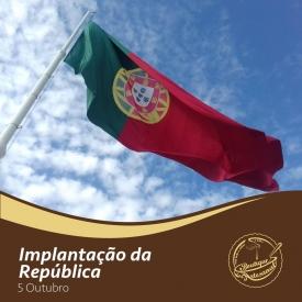 5 de Outubro :: Implantação da República 🇵🇹