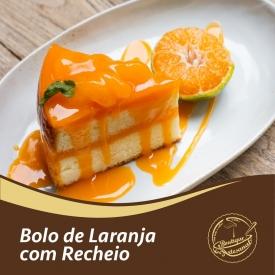 Bolo de laranja com recheio 🍊  Preparado 500gr: 👉 https://boutiqueartesanal.pt/preparados-para-bolos/172-soft-laranja-05-kg.html  Recheio crocante tropical 250gr: 👉 https://boutiqueartesanal.pt/recheios-e-coberturas/4419-pralin-crocante-tropical-250gr.html  Creme de laranja: 👉 https://boutiqueartesanal.pt/recheios-e-coberturas/438-creme-de-laranja-200-gr.html  Saiba tudo na nossa loja on-line: 👉 https://boutiqueartesanal.pt/