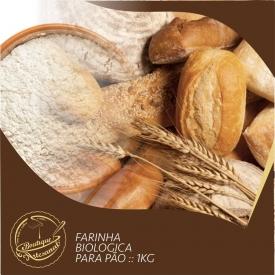 Faça o seu pão em casa! 🍞 🥖 👉  https://boutiqueartesanal.pt/cremes-e-farinhas-em-po/3651-farinha-biologica-para-pao-1kg.html . FARINHA BIOLÓGICA PARA PÃO - 1KG Receita: RECEITA PARA 1Kg: - 600ml de Agua morna; 20g de Sal; 20g de Melhorante e 20g de Levedura seca. - Amassar + - 10 minutos até ganhar liga. - Cortar, pesar, polvilhar com farinha e colocar no tabuleiro. - Deixar descansar 30 Minutos. - Cozer a 200º/220º  Loja Online www.boutiqueartesanal.pt