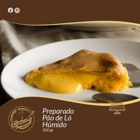 O seu pão de lõ...delicioso!!!😋😋😋⠀ ⠀ Preparado para Pão de Lõ Húmido 500gr⠀ 👉https://boutiqueartesanal.pt/preparados-para-bolos/180-pao-de-lo-humido.html ⠀