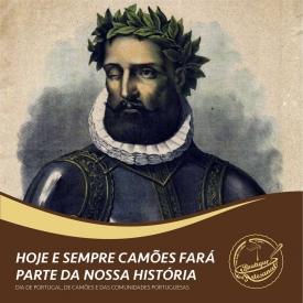 Dia de Portugal, de Camões e das Comunidades Portuguesas 🇵🇹