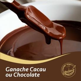 Ganache cacau ou chocolate   Cacau 300gr: 👉 https://boutiqueartesanal.pt/recheios-e-coberturas/486-ganache-cacau-300g.html  Chocolate 300gr: 👉 https://boutiqueartesanal.pt/recheios-e-coberturas/850-ganache-de-chocolate-300g-.html  Saiba tudo na nossa loja on-line: 👉 https://boutiqueartesanal.pt/